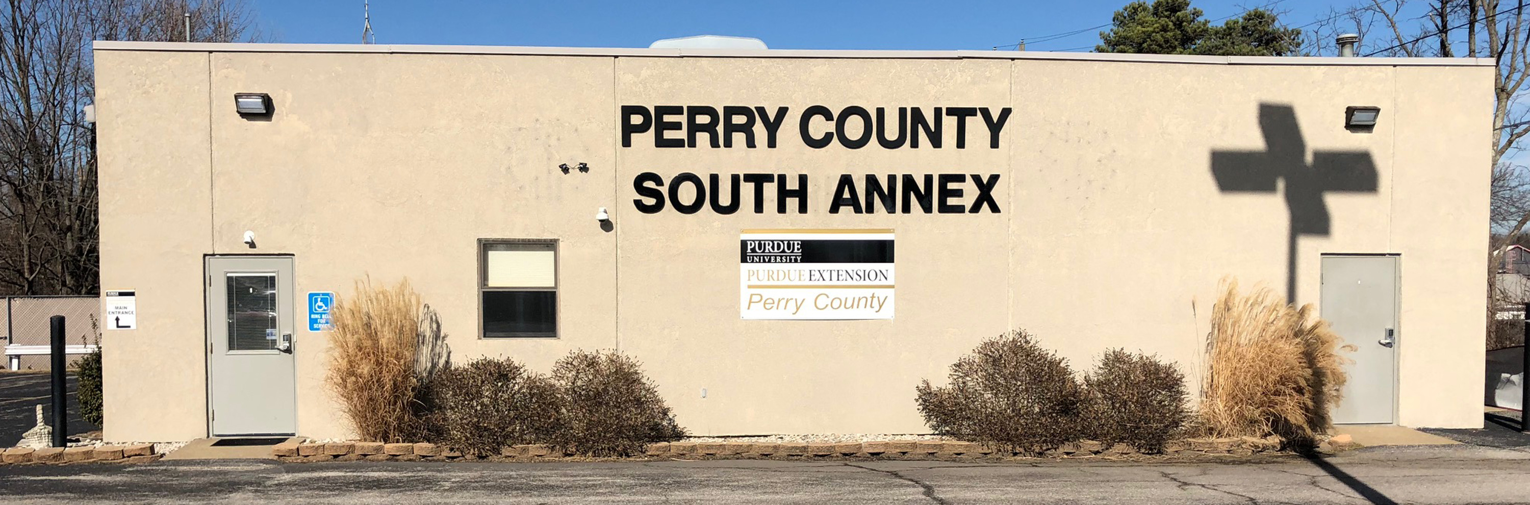 Perry County South Annex